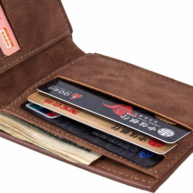 Men's Stylish Leather Wallet