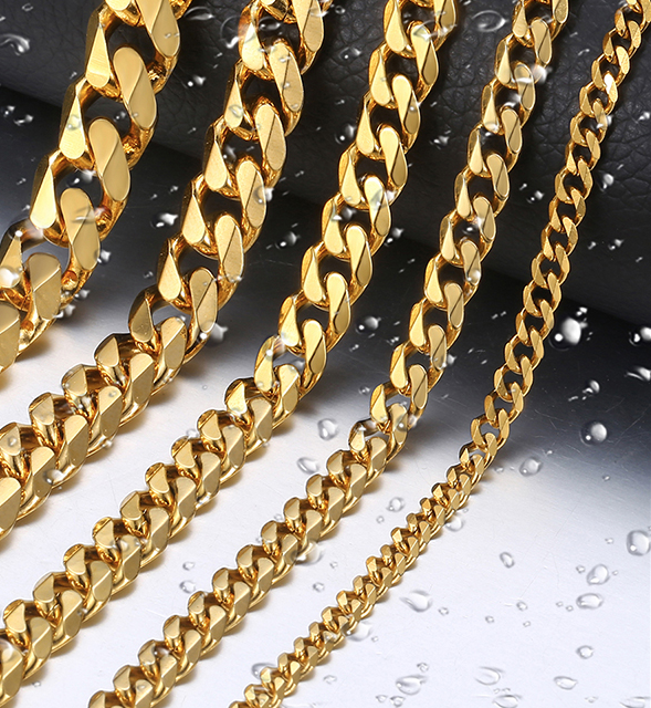 Luxury Men's Chain Necklace