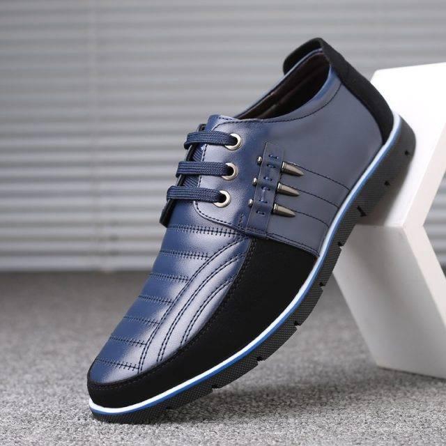 Men's Classic Leather Shoes