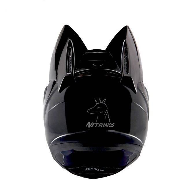 Catwoman Mask Full Face Motorcycle Helmet