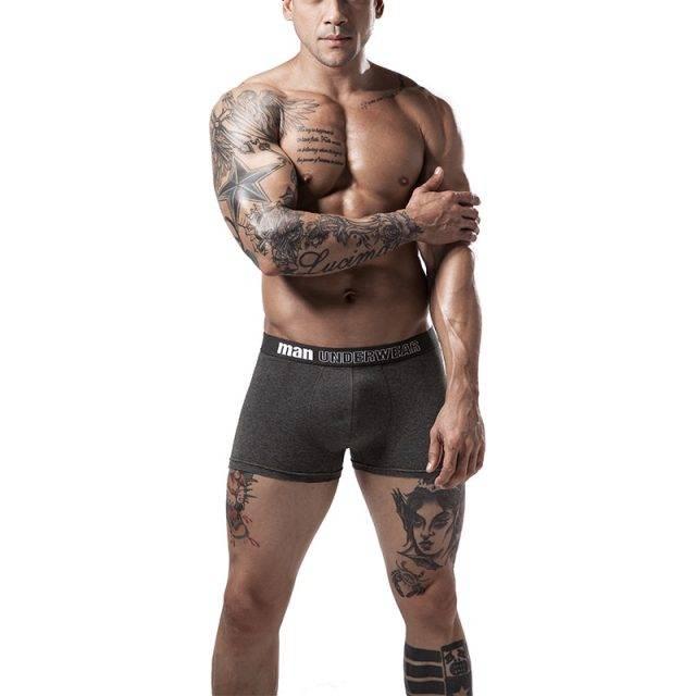 Men's Stylish Cotton Underwear
