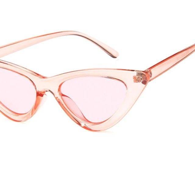 Women's Slim Cat Eye Sunglasses
