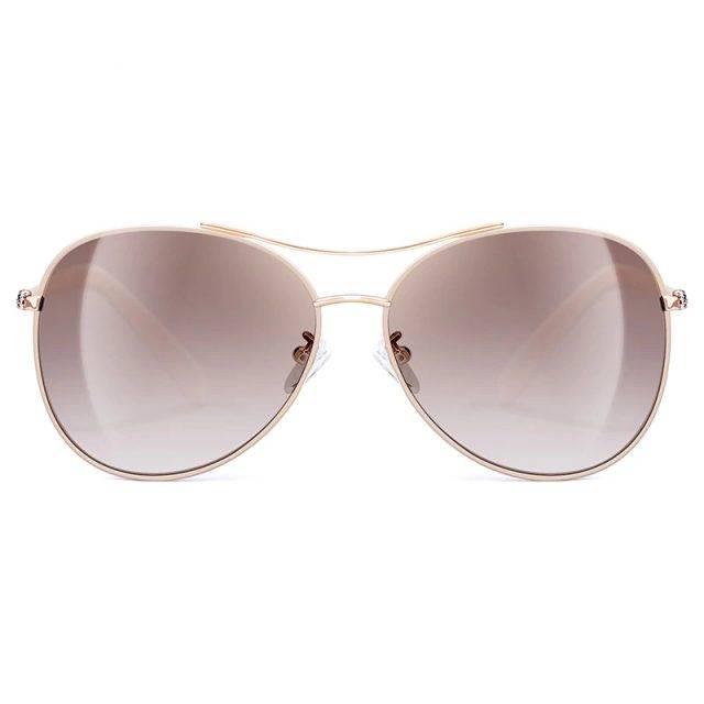 Women's Fashion Brown Sunglasses