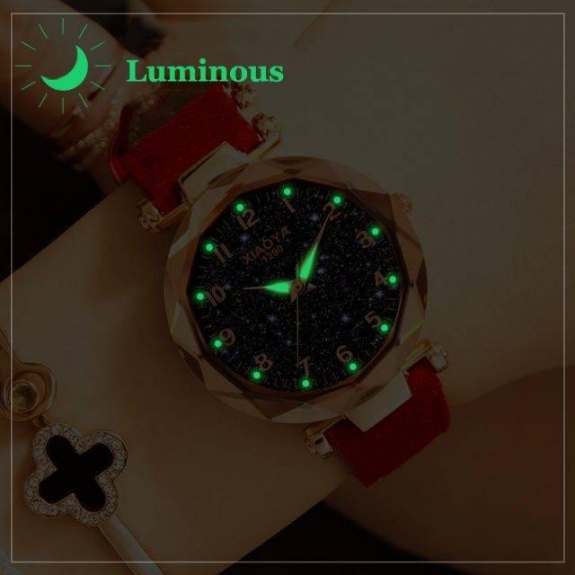 Women's Sparkles Watch