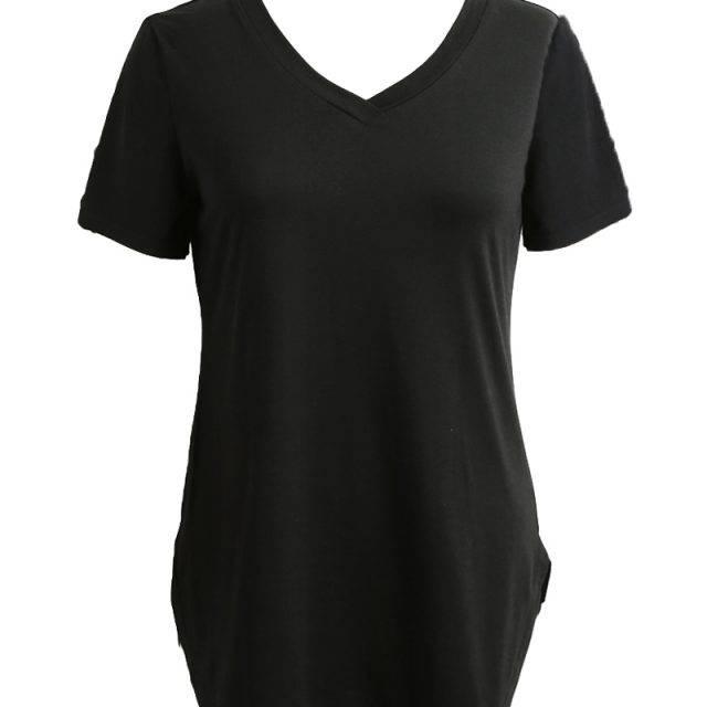 Women's Basic Casual Long Top