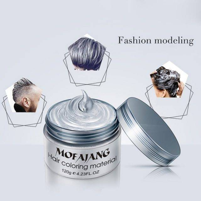 Hair Coloring Wax