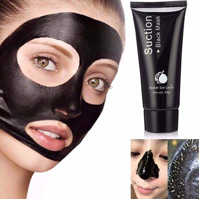 Black Deep Cleansing Face Mask