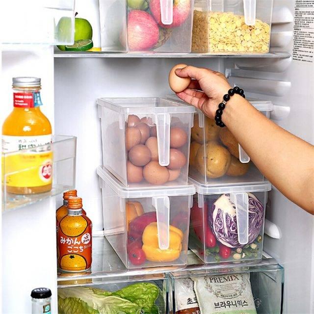 Waterproof Kitchen Eco-Friendly Storage Box