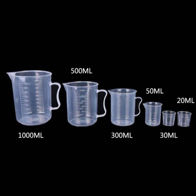 Plastic Measuring Cups