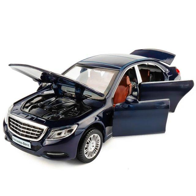LED Metal Diecast Car Toy