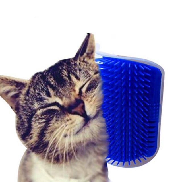 Pet Self Grooming Brush
