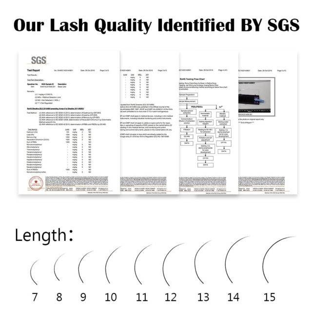 Soft Faux Mink Individual Lashes