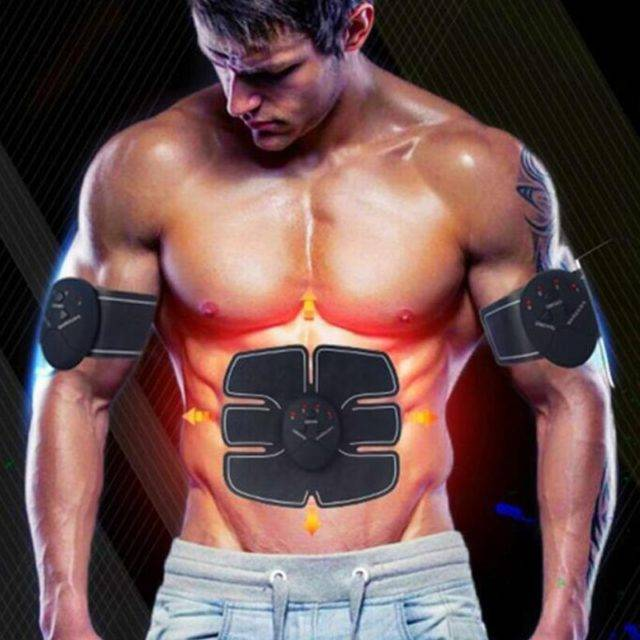 Wireless Muscle Stimulators Set