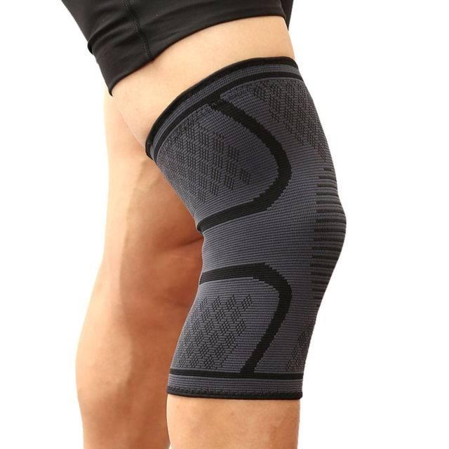 Elastic Knee Protection Sports Support Bandage