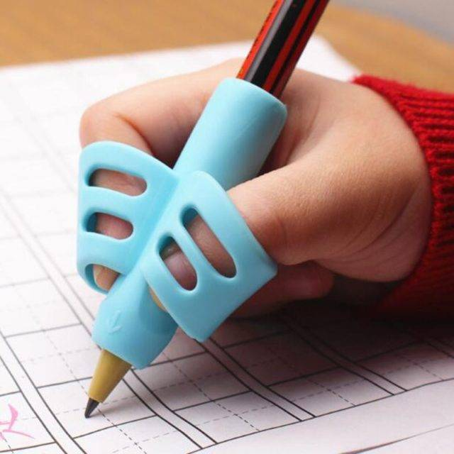 Two-Finger Pen Silicone Holder