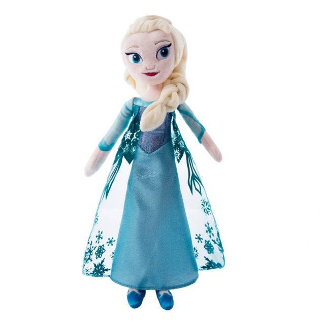 Frozen Princess Plush Doll Toys