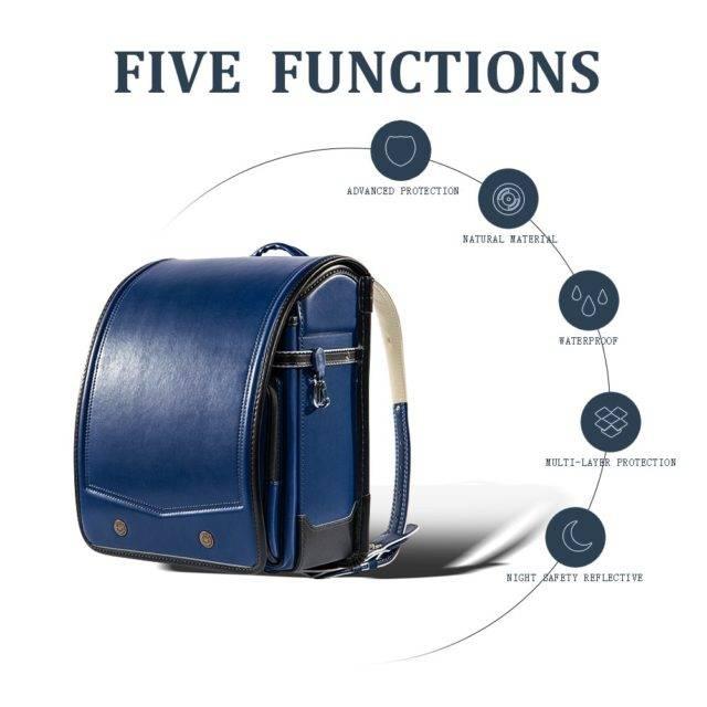 Kid's Creative School Backpack