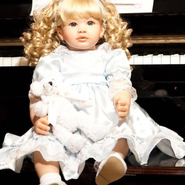 Girl's 60cm Princess Doll