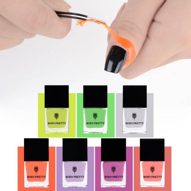Women's Peel Off Latex Cuticle Guard