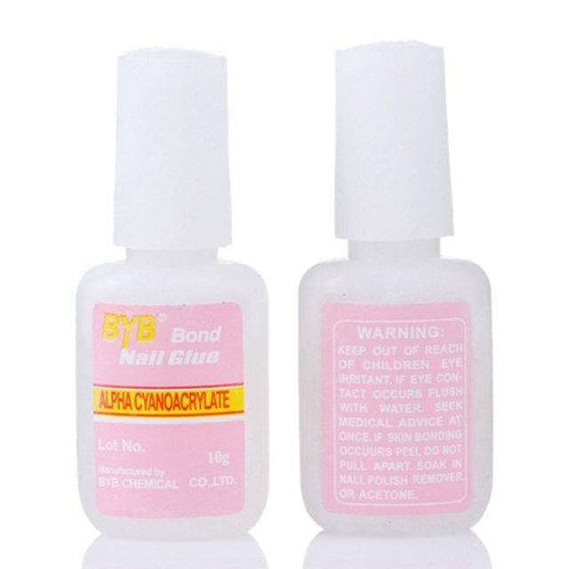 Nail Glue with Brush 10 g