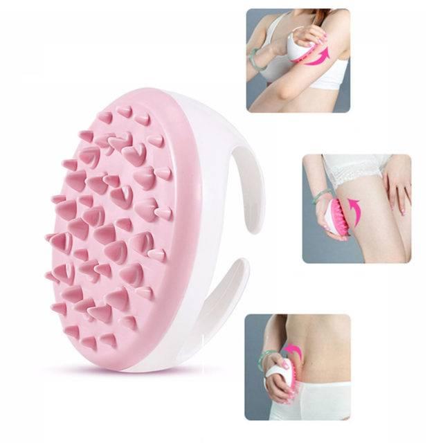 Handheld Bath Soft Full Body Massage Brush