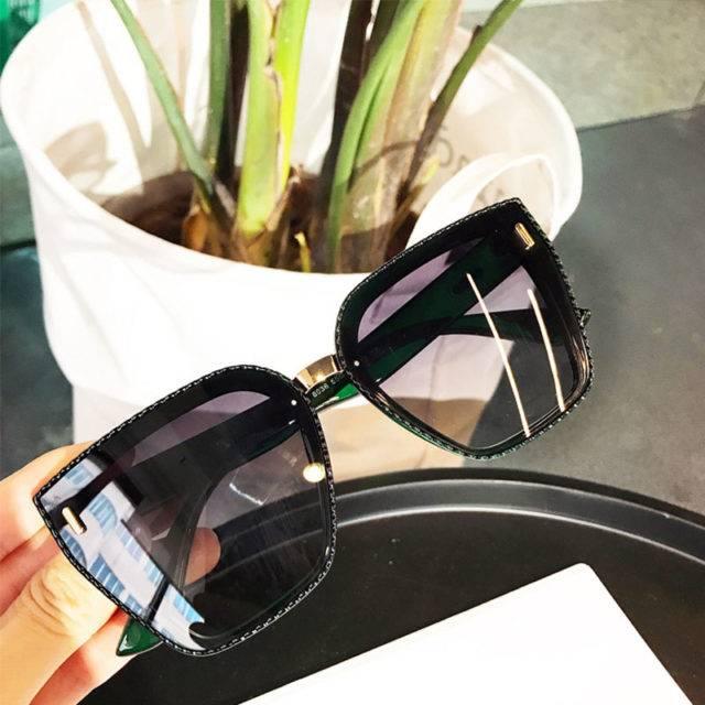 Women's  Polarized Oversized Sunglasses