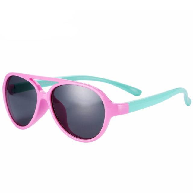 Flexible Kid's Polarized Sunglasses