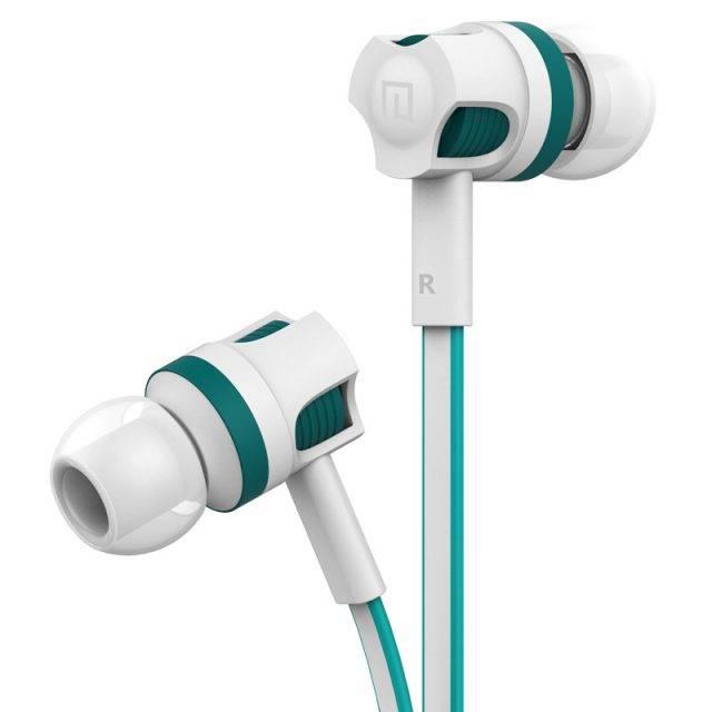 Noise-Cancelling In-Ear Earphones