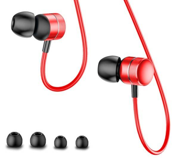 Bass Stereo In Ear Earphones with Microphone