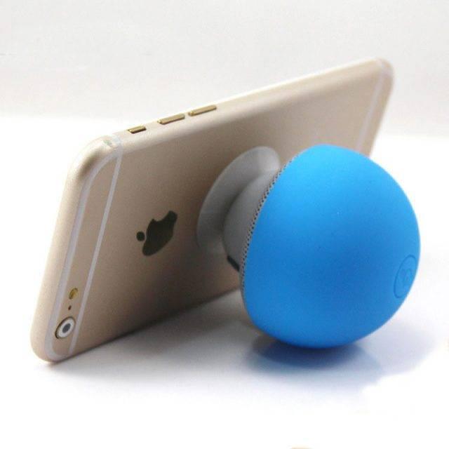 Waterproof Mushroom Shaped Wireless Bluetooth Speakers