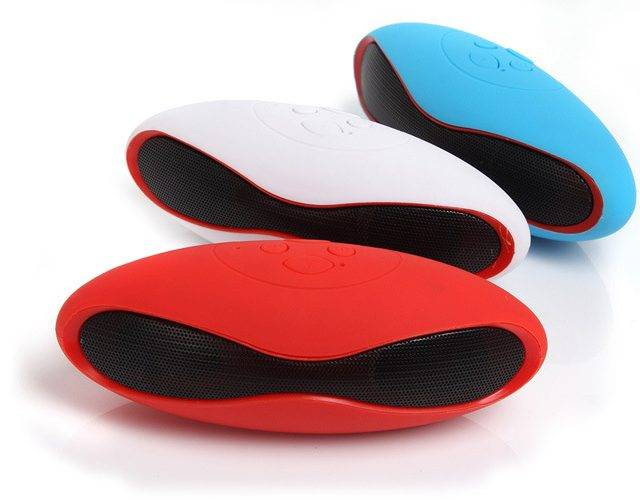 Mini Bluetooth Speakers USB Card Supporting
