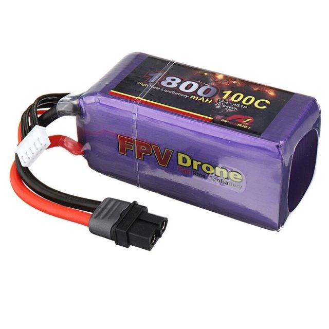 Rechargeable 1500mAh Drone Battery for Eachine Wizard X220S