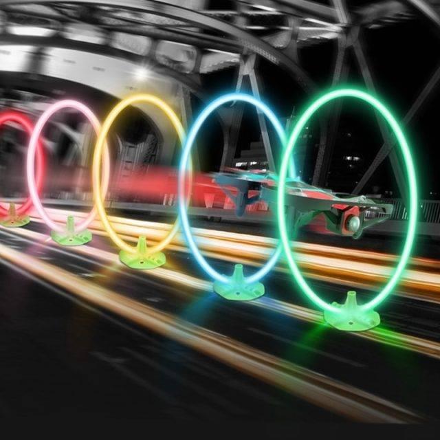 E013 Plus FPV Racer Drone LED Flash Accessories