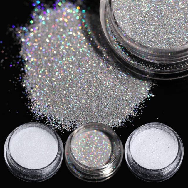 Nail Art Fine Glitter Powder