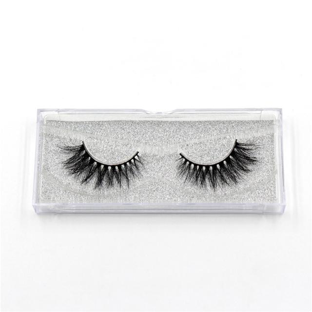 3D Mink Long-Lasting False Eyelashes