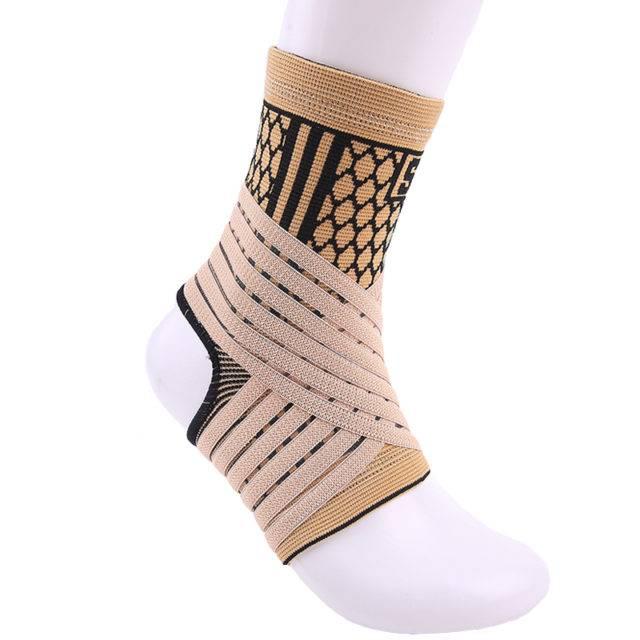 High Elastic Compression Ankle Bandage
