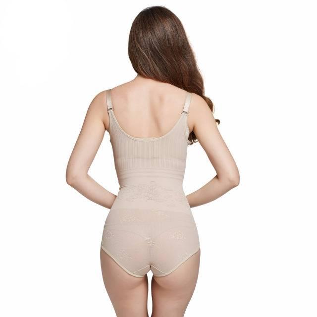 Slimming Bodysuit & Butt Lifter For Ladies