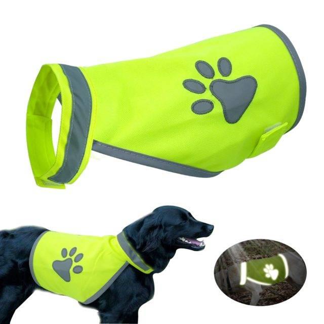 Reflective Safety Dog Vest