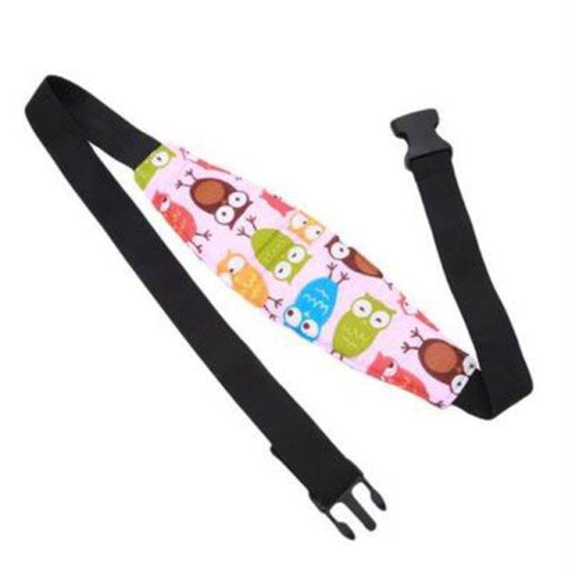 Baby Car Safety Sleep Head Support