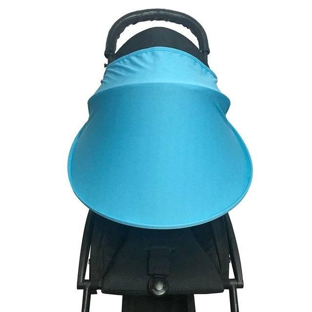 Baby Stroller's Sun Visor