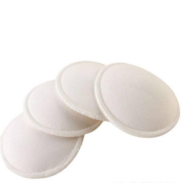 Washable Breathable Nursing Breast Pads Set