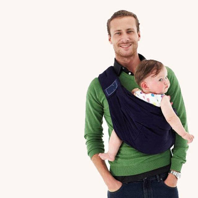 Ergonomic Cradle Shape Baby Carrier