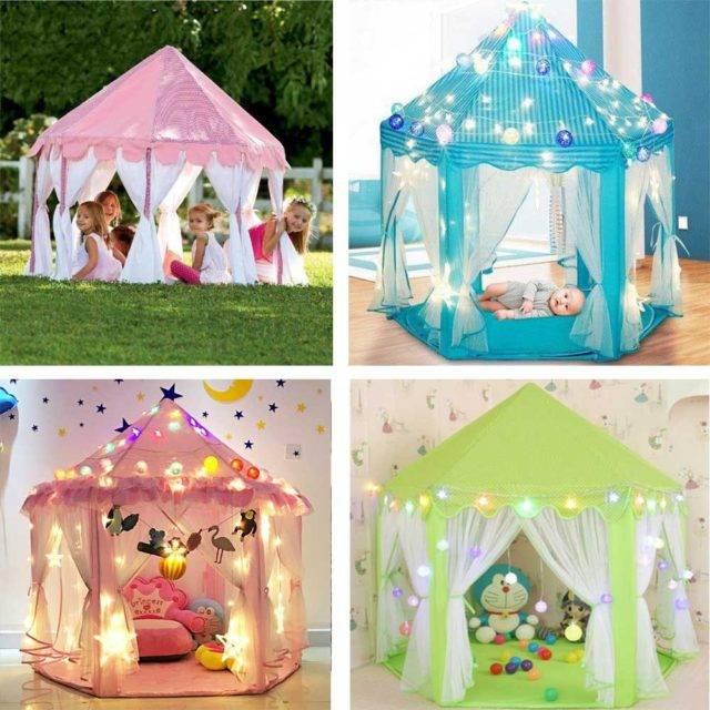 Portable Folding Children's Tents