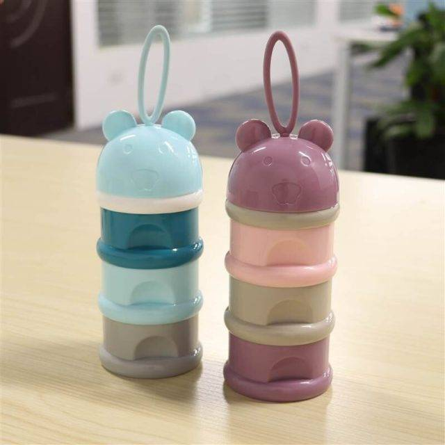 Baby Portable Tiered Bottle