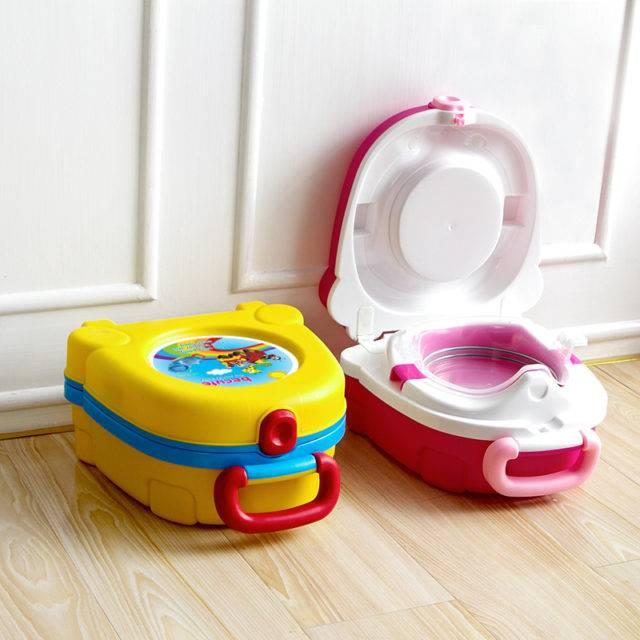Leakproof Folding Kids Potty