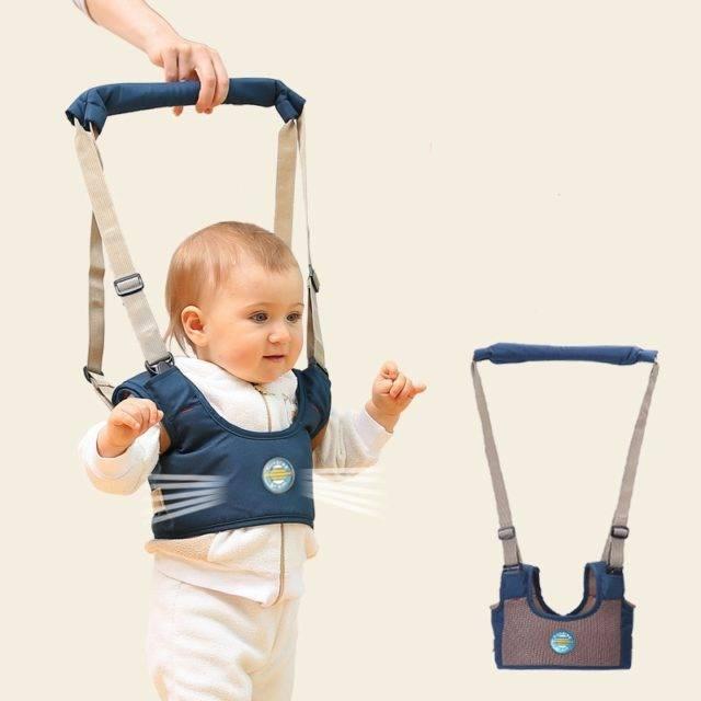 Convenient Safety Adjustable Cotton Baby Walker