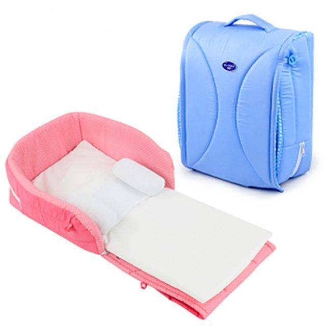 Convenient Travel Portable Folding Baby Cradle