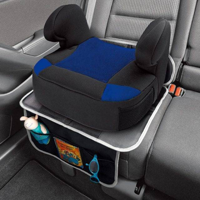 Useful Universal Safety Anti-Slip Car Seat Cover with Organizer