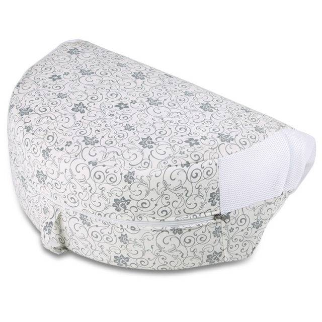 Portable Baby Cribs with Pillow Set