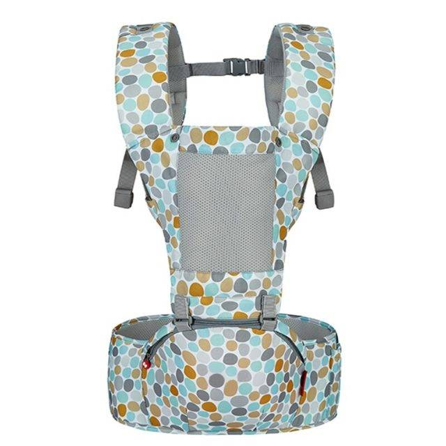 Printed Front Facing Baby Sling